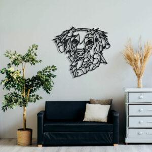 Wandbild Hund